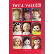 Doll Values 12th Edition In Paperback By Linda Edward