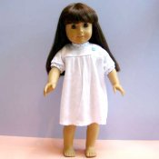 Cotton Doll Nightgown