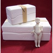 Daisy Doll House Doll Mold
