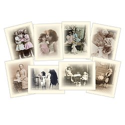 Dolly & Me Collection Note Cards