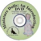 Miniature Dolls Intro to Dressmaking - DVD