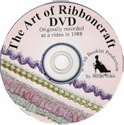 The Art of Ribboncraft - DVD