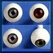 Famous Puppen Eyes from West Germany