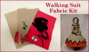 Fabric Kit for Patience Walking Suit