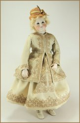 Splendor Dress Kit - Antique