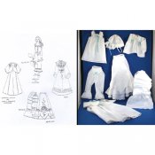 Special Occasion Lingerie-Mini Magic Pattern or Kit