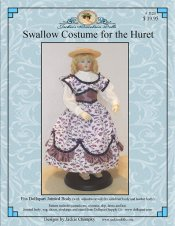 Swallow Costume Pattern for the Huret