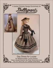 Day Dress for Louisa Pattern