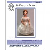 Doll Makers Pattern - French Fashion Undergarments