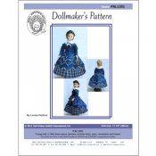 Doll Makers Pattern - Lily Outfit