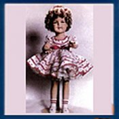 Patterns for 16 inch 1972 Shirley Temple Doll