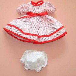 Replacement Dress for Shirley Temple