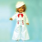 Shirley Temple - Captain January Outfit