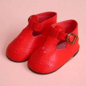 Red Walking Shoe