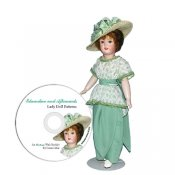 Edwardian and Afterwards Lady Doll Patterns