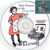 Mary Frances And Me, A Sewing Memoir