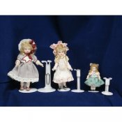2cm, 3cm, 4cm Doll Stands
