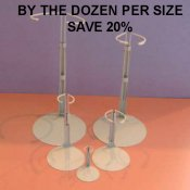 Deluxe Doll Stands - In Boxes Of 12 - Save 20%