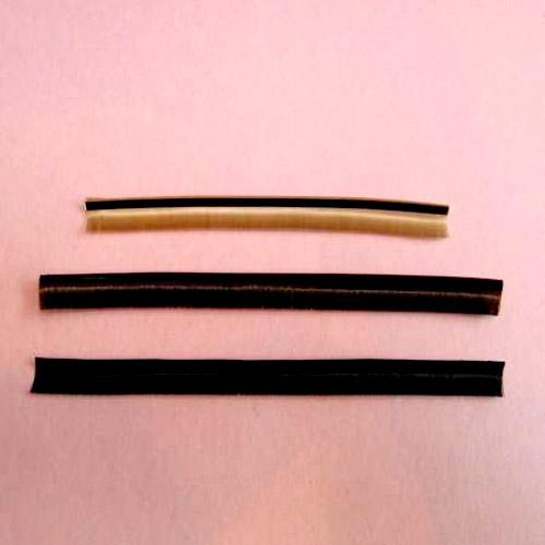 Brown Doll Eyelashes 5 1//2 inch X  1//2 inch Strip